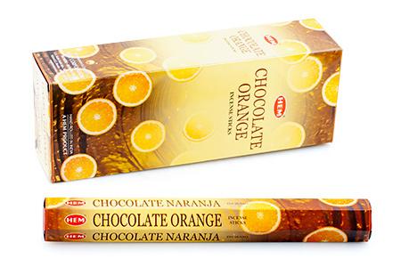 1 Апельсин шоколад