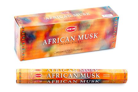 Африканский мускус